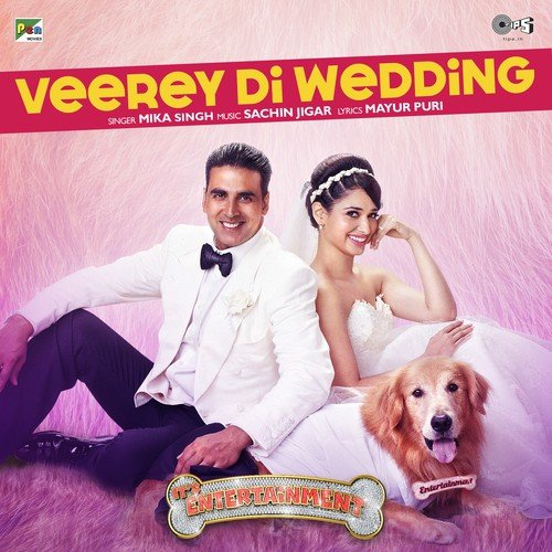 "Jab Bhi Teri Yaad Aayegi Mp3 Song Download: Veerey Di Wedding (From ""It's Entertainment"") Song By Mika"
