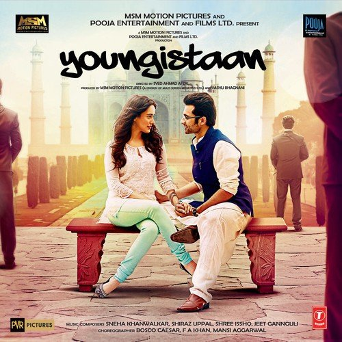 YOUNGISTAAN SONGS, Download Hindi Movie Youngistaan MP3
