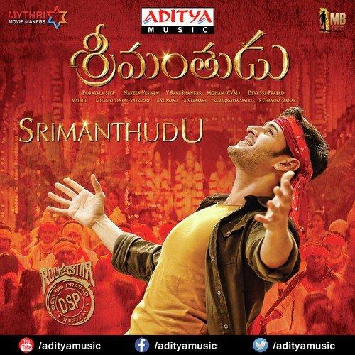Srimanthudu Songs Download