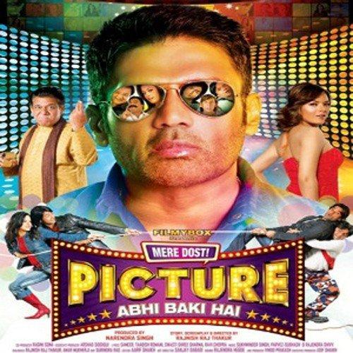 Picture Abhi Baki Hai Lyrics - Mere Dost Picture Abhi ...