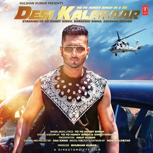 Desi Kalakaar by Yo Yo Honey Singh on Amazon Music