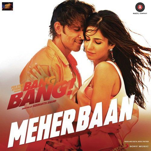 Jab Bhi Teri Yaad Aayegi Mp3 Song Download: Meherbaan Mp3 Song Free Download Bang Bang Movie (2014