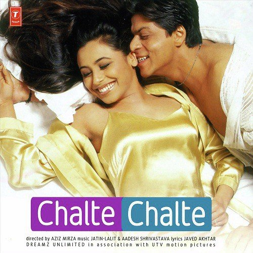 Image result for chalte chalte