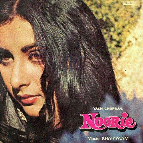 Noorie, Noorie songs, Hindi Album Noorie 1979. Saavn.com ...