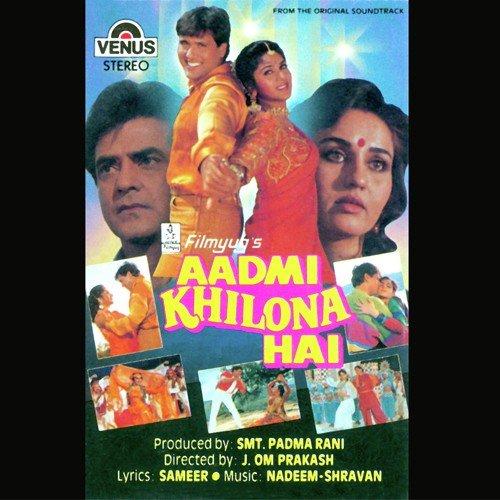 Aadmi 1993 Hindi Movie Mp3 Song Free Download
