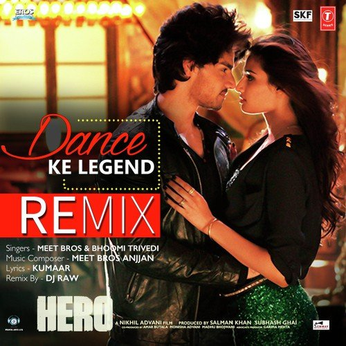 Hindi Dj Songs 2015 Mp3: Dance Ke Legend (Remix) Song By Meet Bros And Bhoomi