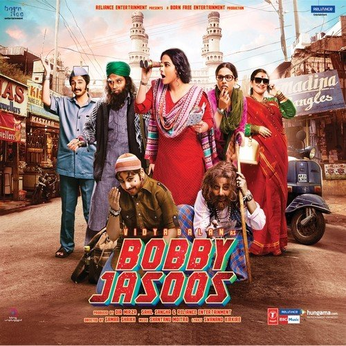 Bobby Jasoos (2014) Watch Online Full Movie Free Download Hindi Movie DVDScr