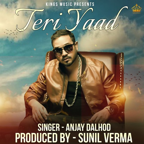 Jabhi Teri Yaad Song Downloadmp3: Teri Yaad Song By Anjay Dalhod From Teri Yaad, Download