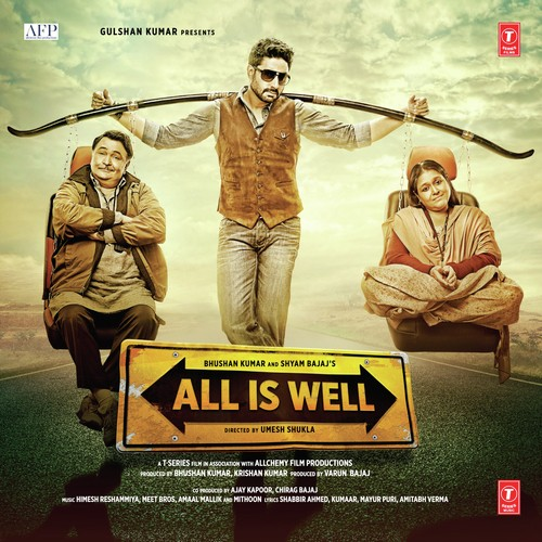 Mere Humsafar Song Of Movie All Is Well MP3 Download