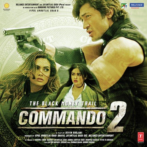 Seedha Saadha - Commando 2 (2017)