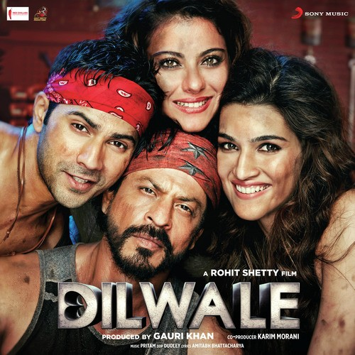 Download Song Gerua Of Dilwale: Premika Song By Benny Dayal And Kanika Kapoor From Dilwale