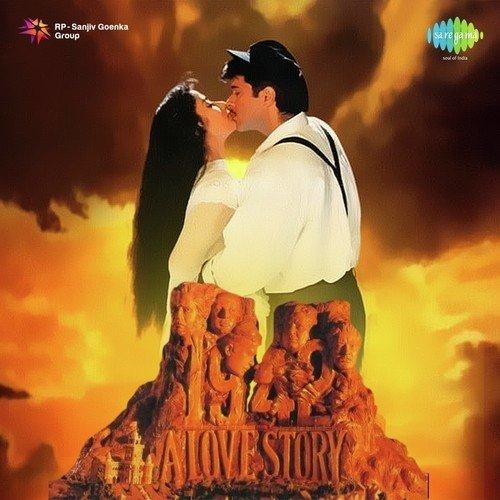 O O Jana Jaana Love Story Mp3sang Dawnlod: Pyar Hua Chupke Se Song By Kavita Krishnamurthy From 1942