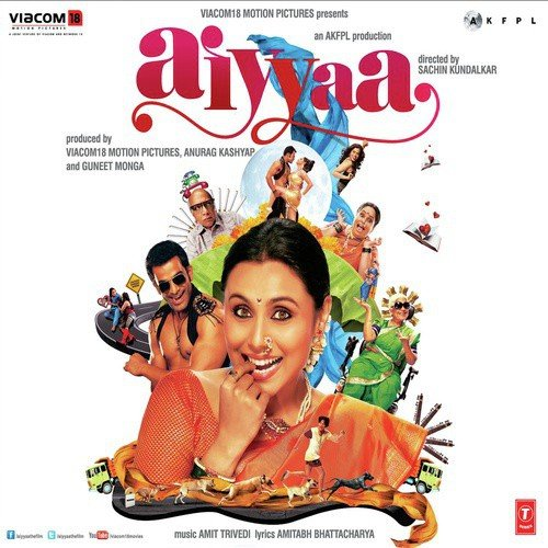 Mahek Bhi Full Video Song | Aiyyaa | Rani Mukherjee ...