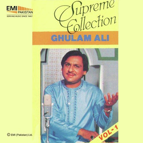 Itna Toota Hoon Ghazal - Ghulam Ali (MP3)