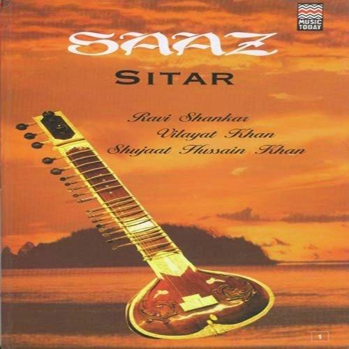 Sitar Instrumental Raag Ahir Bhairav Qutab Minar Pt Sunil Kant Saxena