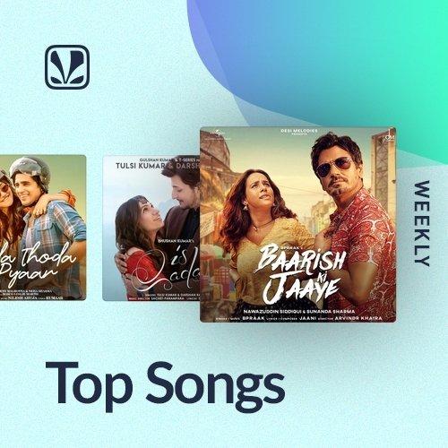 Weekly Top Songs