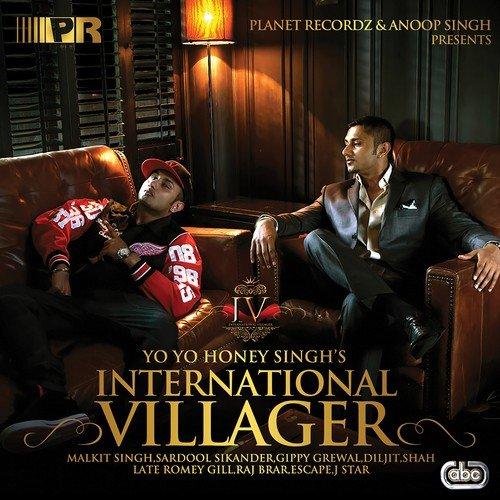 International Villager by Yo Yo Honey Singh