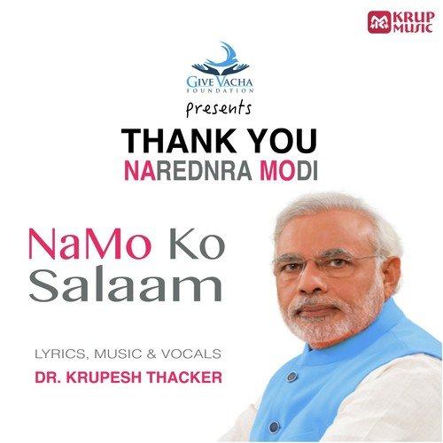 NaMo Ko Salaam