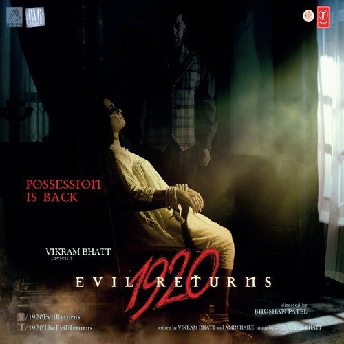 1920 Evil Returns All Songs Download Or Listen Free
