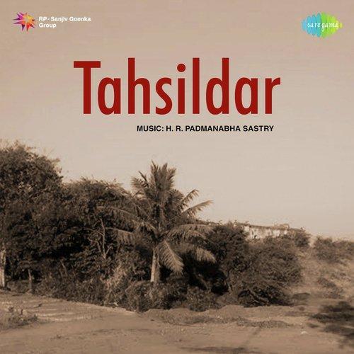 Tahsildar