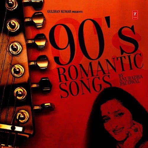 90's Romantic Song By Anuradha Paudwal Songs - Download and