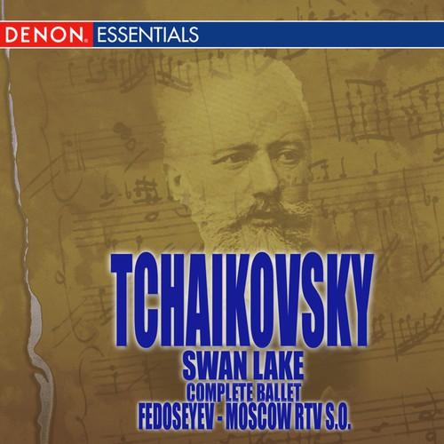 Swan Lake, Op 20: No  4d Pas De Trois: IV  Variation: Moderato Song