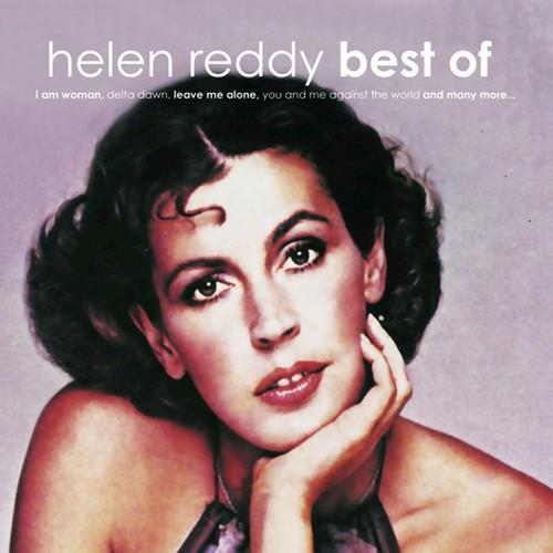Helen Reddy Ruby Red Dress