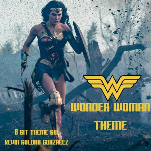Listen to Wonder Woman Theme (8 Bit) Songs by Kevin Roldan Gonzalez