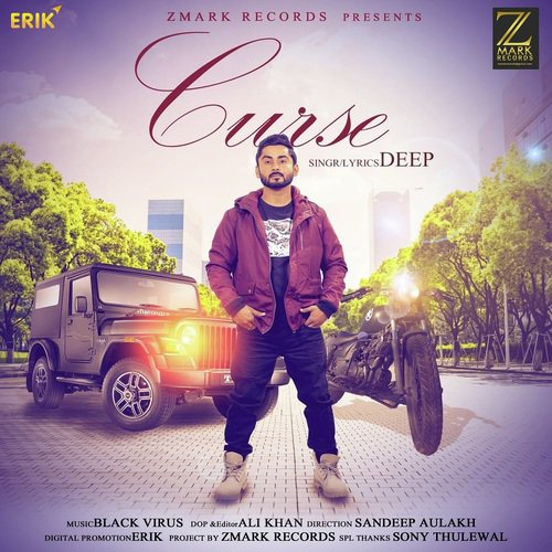 Listen to Curse Songs by Deep - Download Curse Song Online On JioSaavn