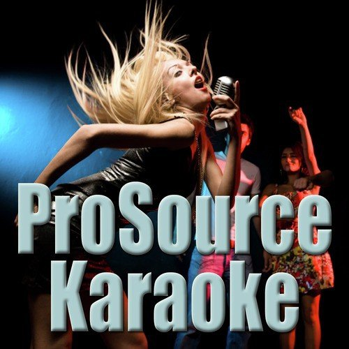Here without you (karaoke with background vocals)[in the style of.