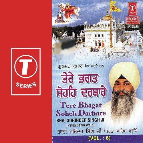 Tere Bhagat Sohe Darbare (Vol. 6)