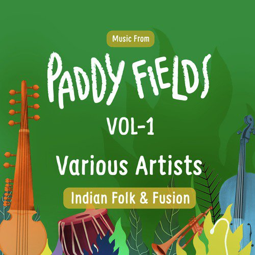 Music from Paddy Fields, Vol. 1