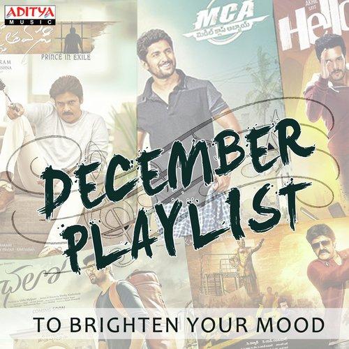 December Playlist - To Brighten your Mood
