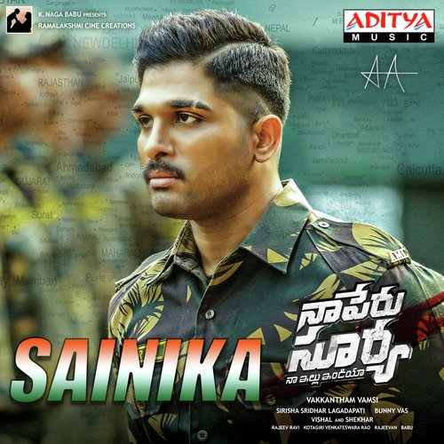 Naa Peru Surya Naa Illu India (2018) Hindi Dubbed Movie 720p 480p