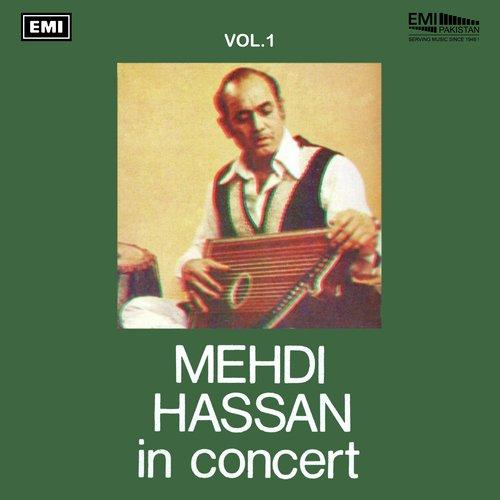 Mohabbat Karne Wale Lyrics - Mehdi Hassan In Concert, Vol 1 - Only