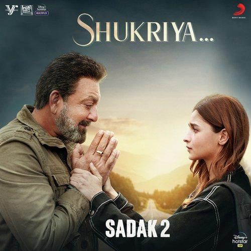 "Shukriya (Rendition) (From ""Sadak 2"")"