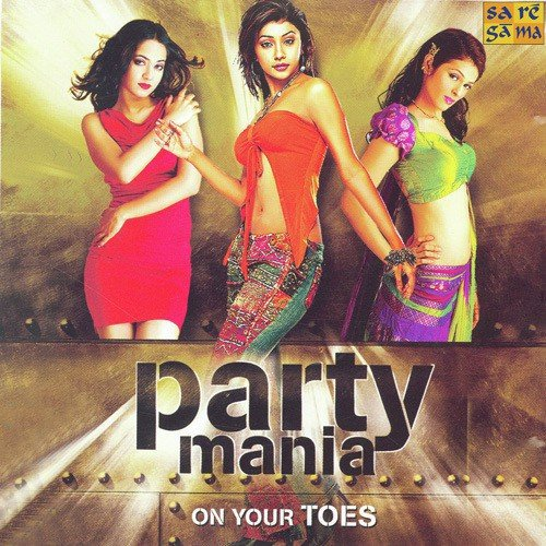 Party Mania On Your Toes
