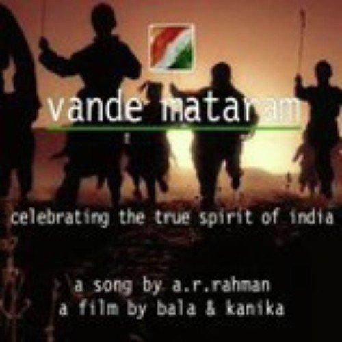 Vande Mataram by AR Rahman - YouTube