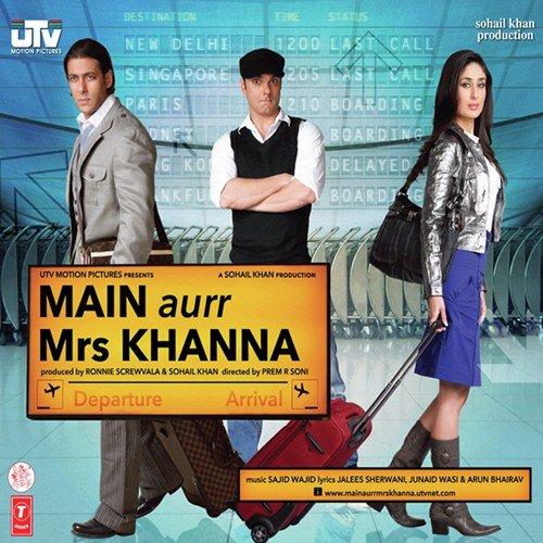 Mrs Khanna Who Mrs Khanna - Song Download from Main Aurr Mrs Khanna @  JioSaavn