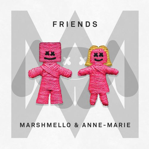 Listen to FRIENDS Songs by Marshmello, Anne-Marie - Download FRIENDS