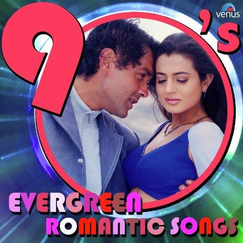 90s Evergreen Romantic Songs By Abhijeet Kavita Krishnamurthy