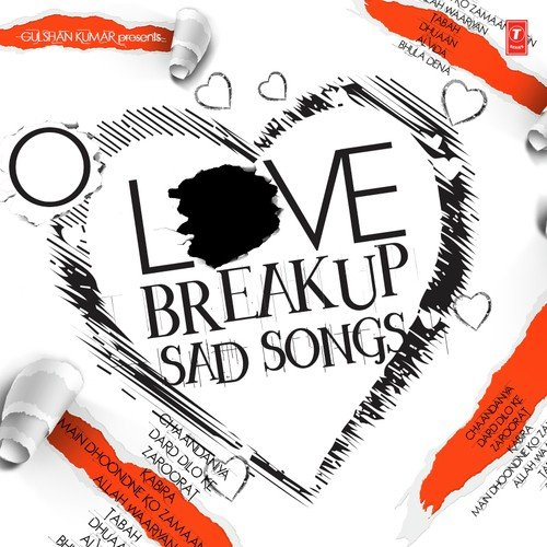 sad songs after a break up