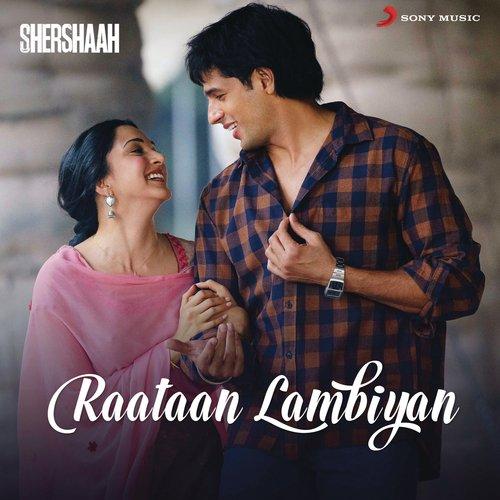 """Raataan Lambiyan (From """"Shershaah"""")"""