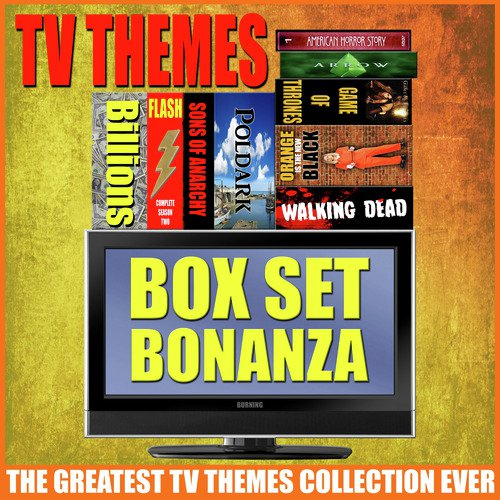 The Munsters Theme Song - Download Box Set Bonanza TV Themes