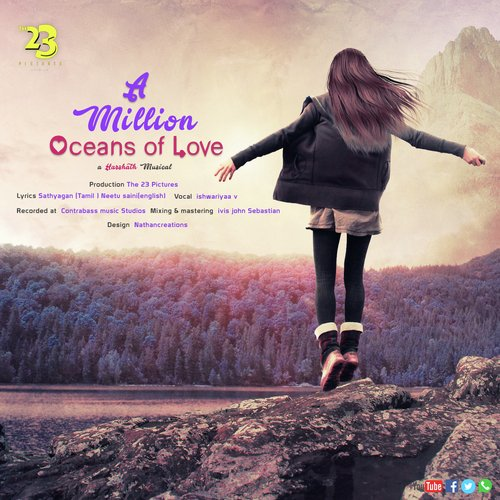 Listen to A Million Oceans Of Love Songs by Ishwarya
