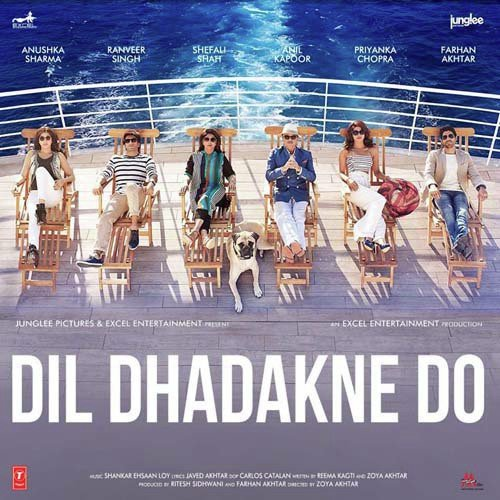 Pehli Mulakat Mp3 Download By Rohanpreet Singh: Download Dil Dhadakne Do Song Online