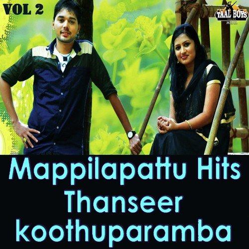 Maanathorambili |saleem kodathoor mappila songs|selected romantic.