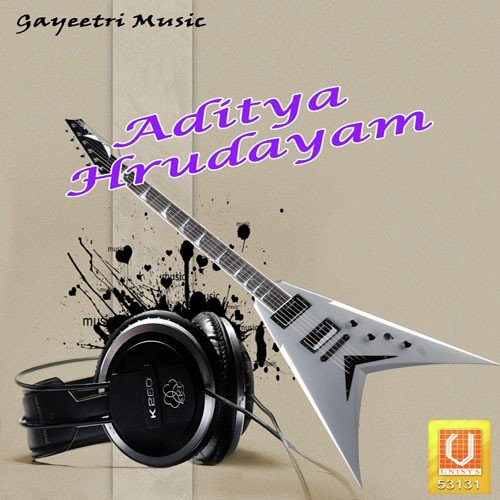 Aditya Hrudayam by Sri Hari Atchuta Rama Sastry - Download