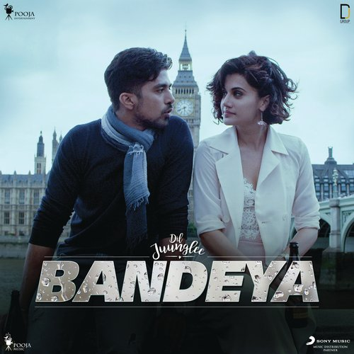 "Bepanah Title Song Download 320kbps: Bandeya (From ""Dil Juunglee"") (Full Song)"