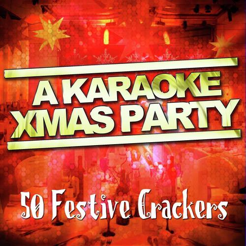 Karaoke Christmas Party.The Christmas Song Chestnuts Karaoke Version Song